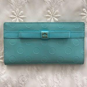 Kate Spade ♠️ Turquoise Wallet 👛